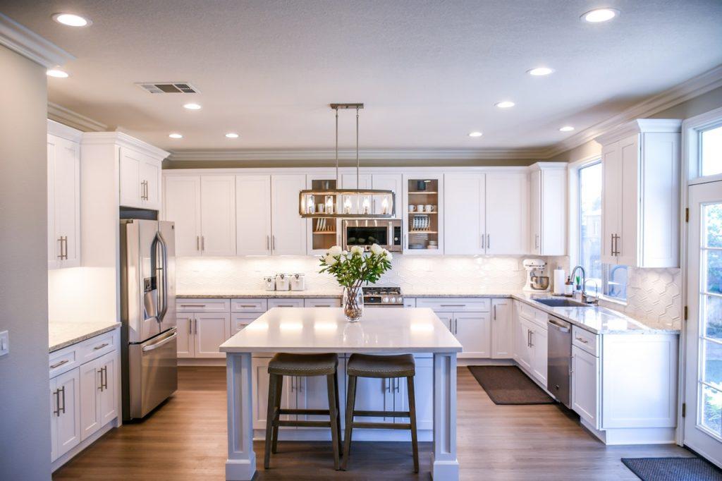 De perfecte vloer voor in de keuken
