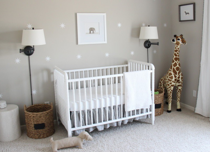 Een neutrale babykamer? 6 tips!