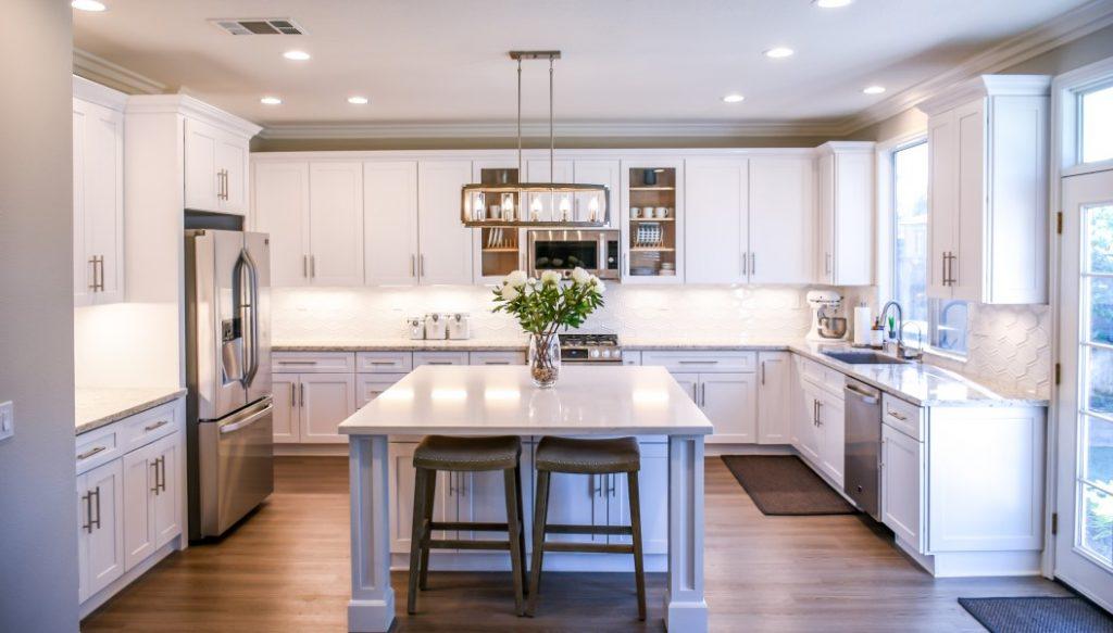Een nieuwe keuken vraagt perfect onderhoud met de juiste producten!
