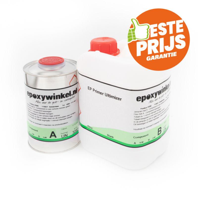 Hygiënische epoxy coatings in de keuken aanbrengen